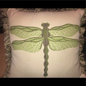 Large Outdoor Elaine Smith Pillow